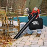Jak uklidit spadané listí snadno a bez námahy?